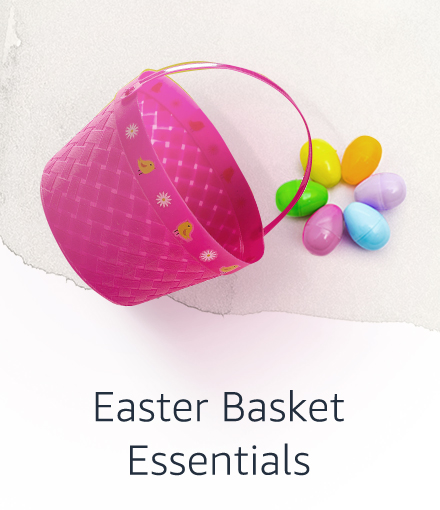 Amazon easter easter basket essentials negle Gallery