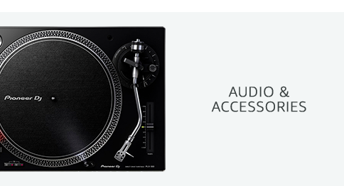 Audio and Accessories