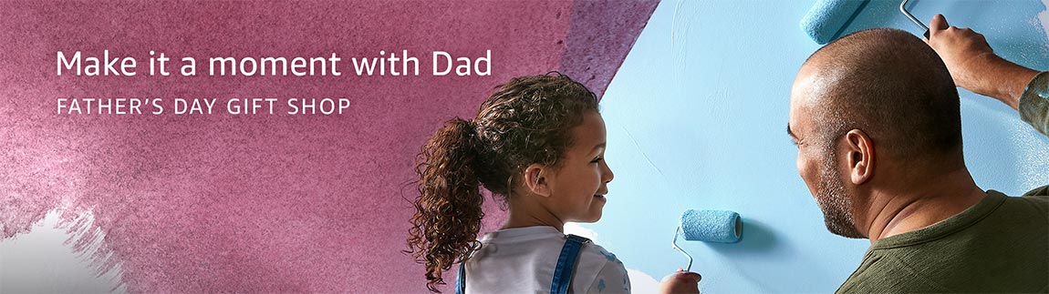 Make it a moment with Dad, Father's Day Gift Shop
