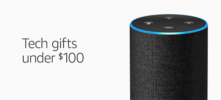 Tech gifts under 100 dollars