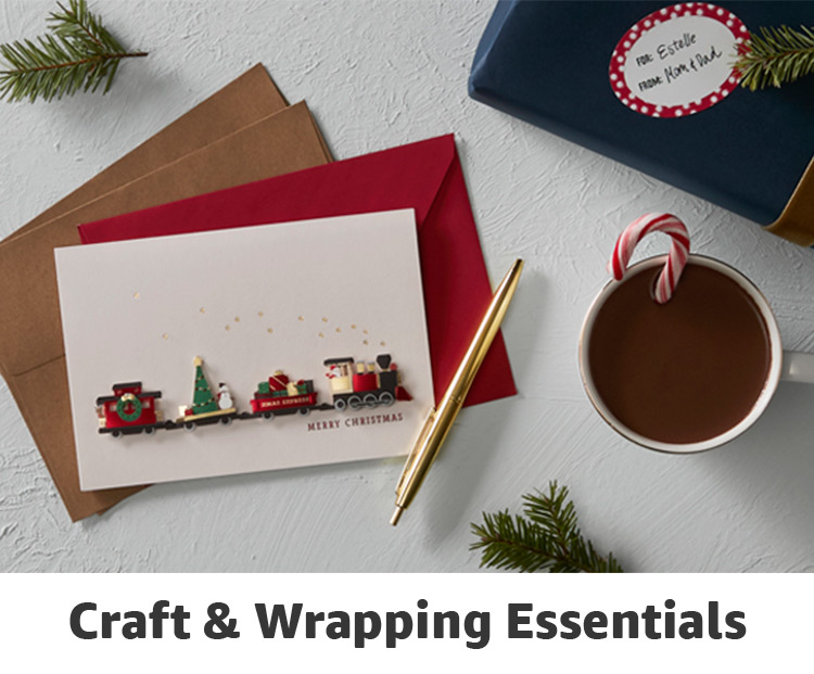 Craft & Wrapping Essentials
