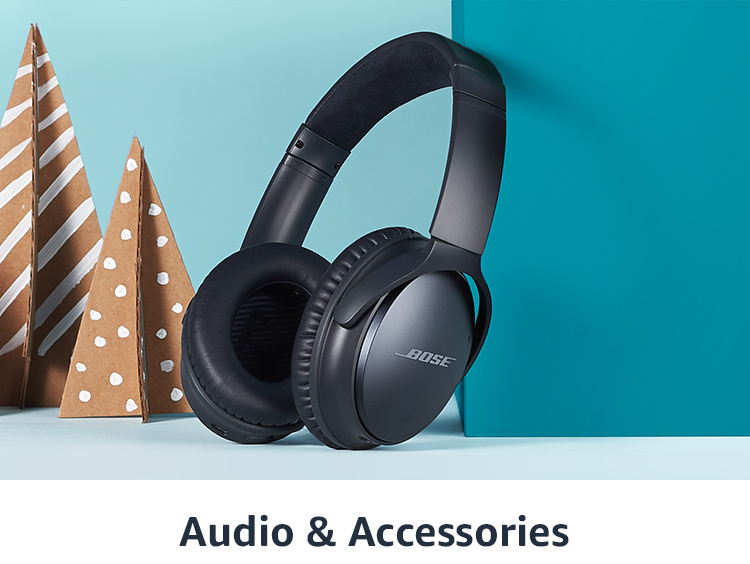 Audio & Accessories