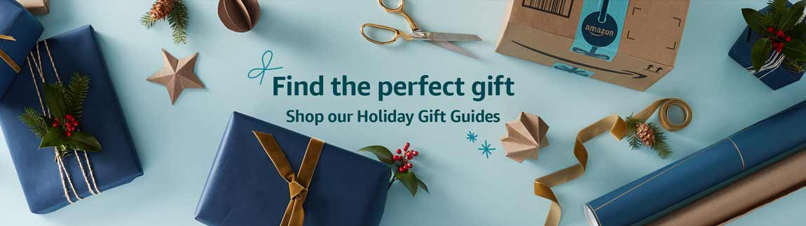 Find the perfect gift|Shop our Holiday Gift Guides