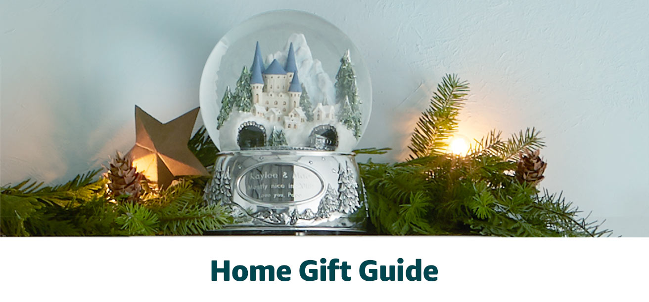 home gift guide - Amazon Christmas