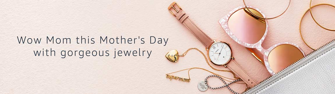 Wow Mom this Mother's Day with gorgeous jewelry