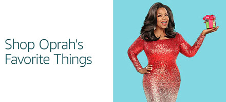 Shop Oprah's Favorite Things