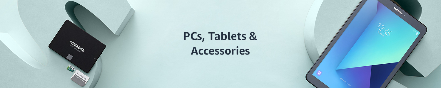 Computers, Tablets, & PC Accessories
