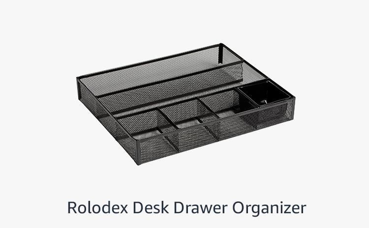 Rolodex Desk Organizer