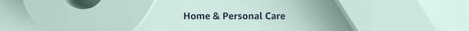Home & Personal Care Banner