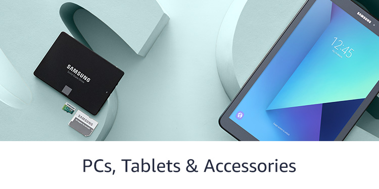PCs, Tablets, and Accessories