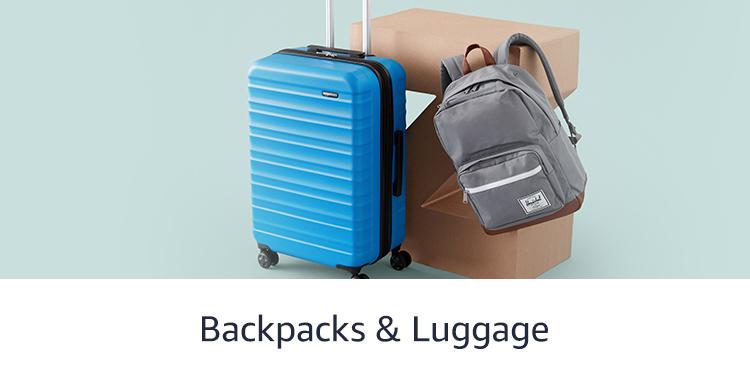 Backpacks & Luggage
