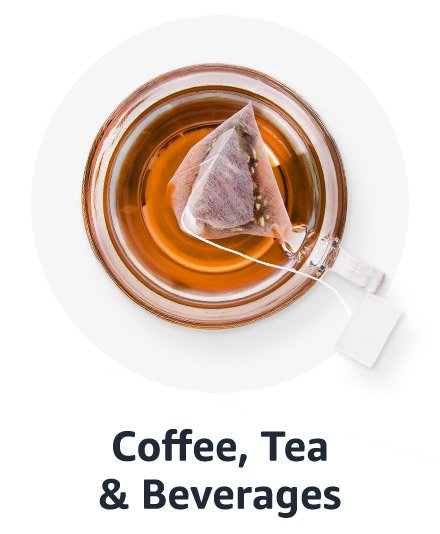 amazon coffee teas