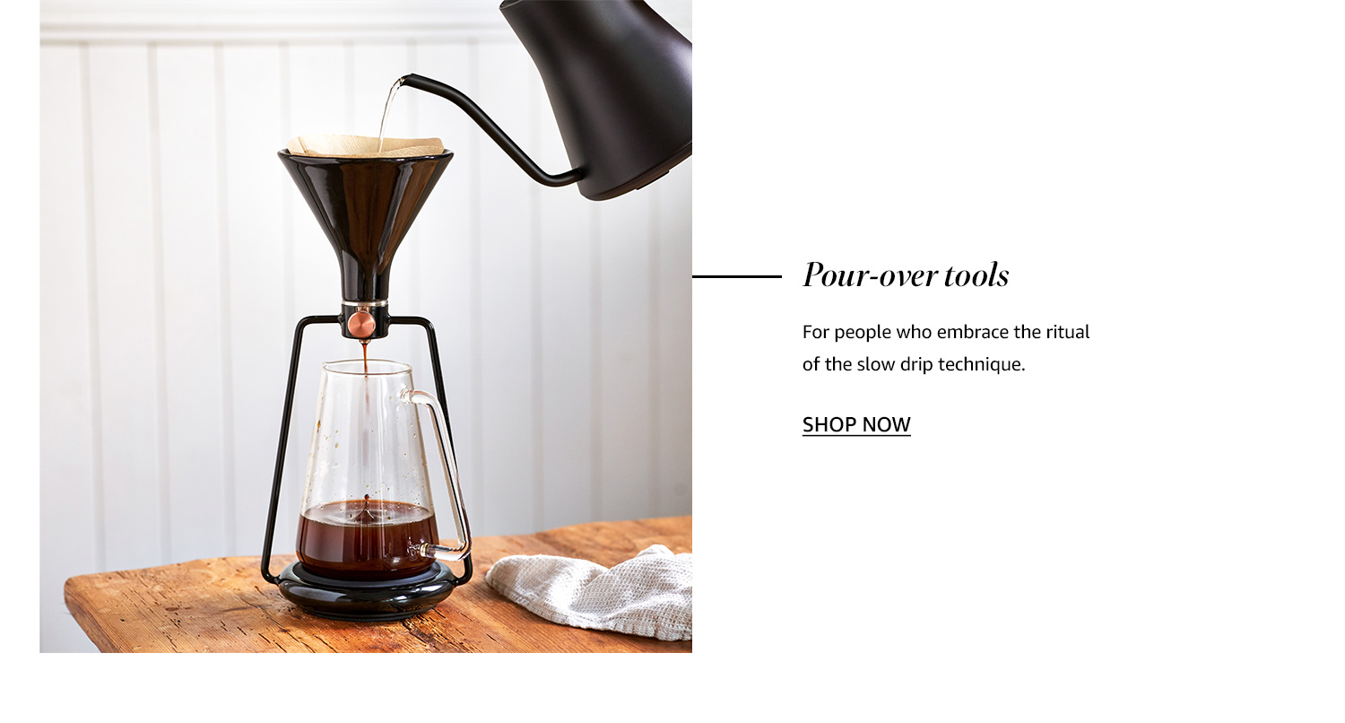 Pour-over tools