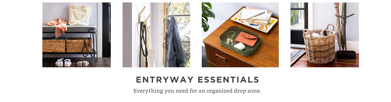 Entryway essentials