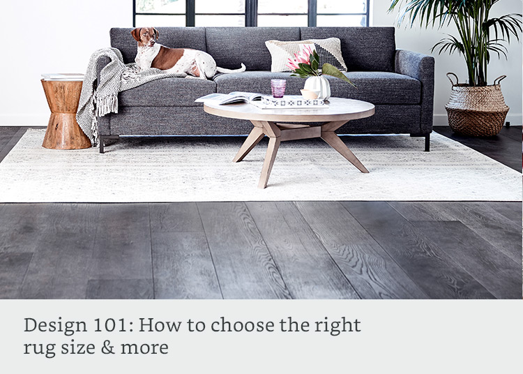 How to chose the right rug