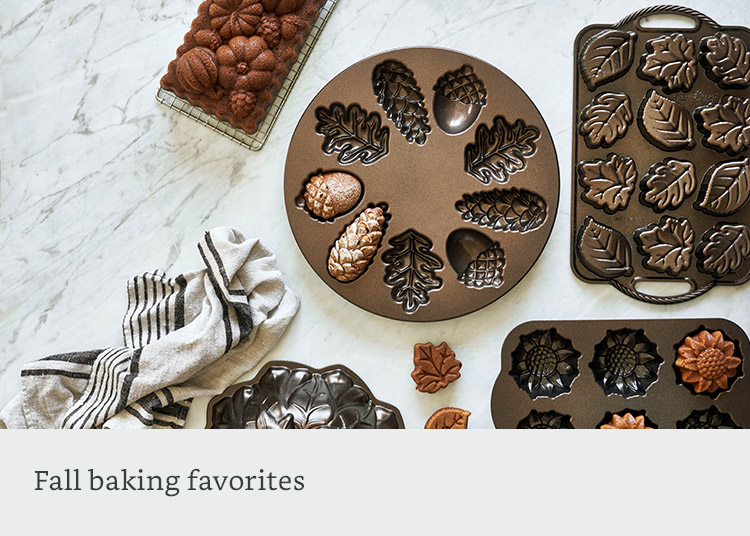 Fall baking favorites