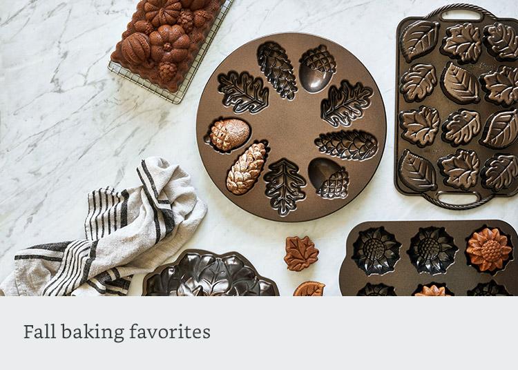 Fall baking favorites