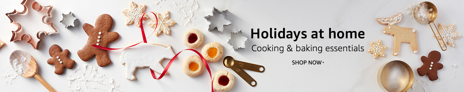 Holiday cooking & baking essentials