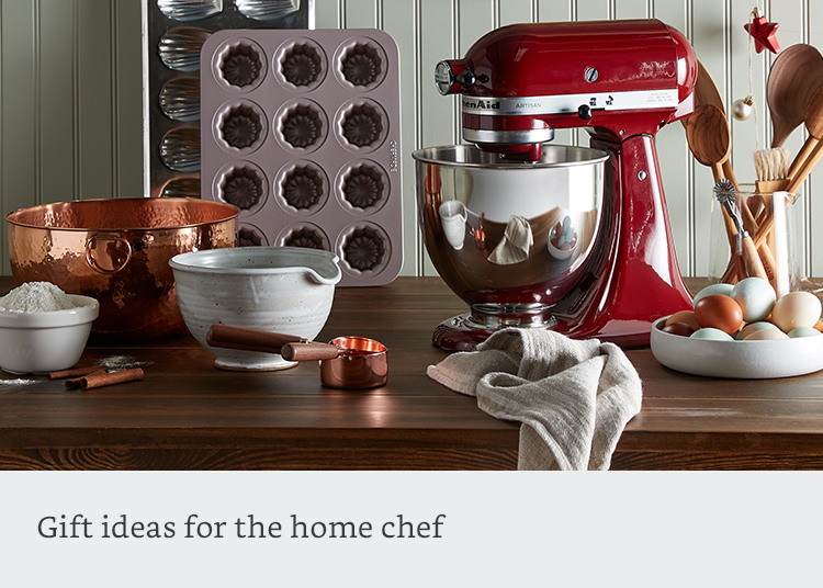 Gift ideas for the home chef