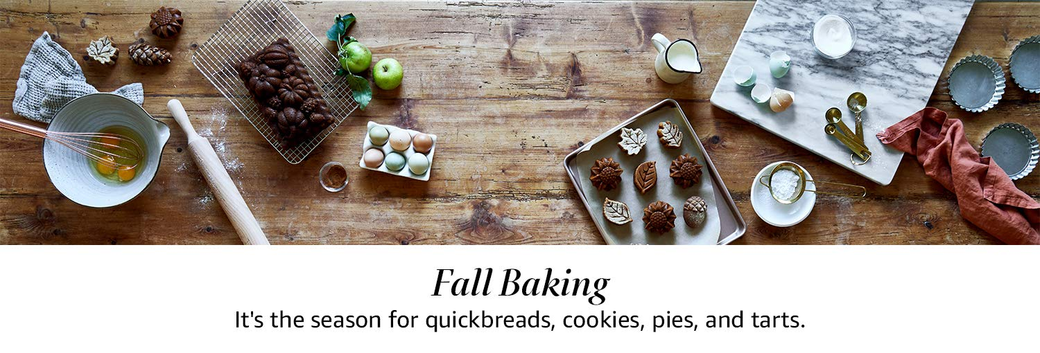 Fall baking essentials