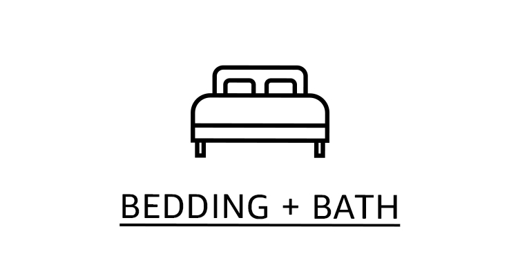 Bedding + Bath