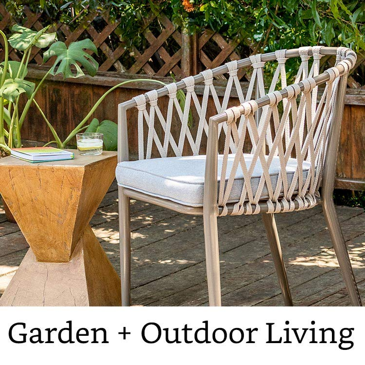 Garden + Outdoor Living