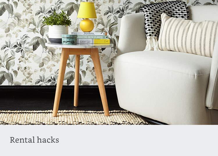 Rental hacks