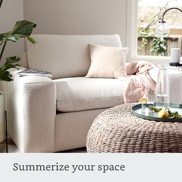 Summerize your space