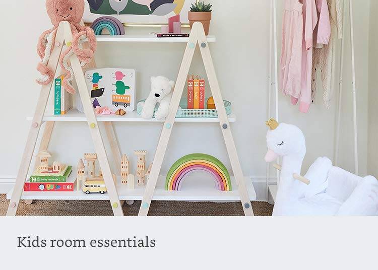 Kids room essentials