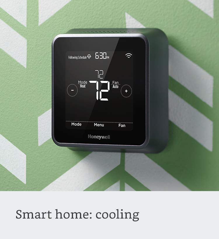Smart home: cooling