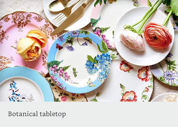Botanical tabletop