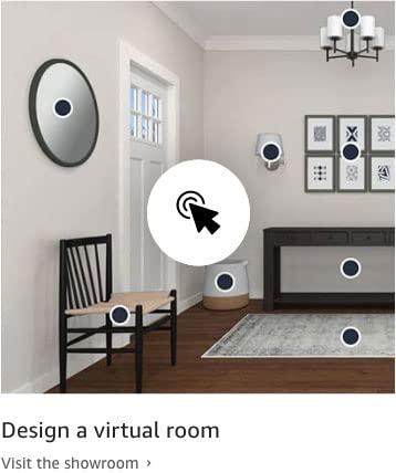 Design a virtual room