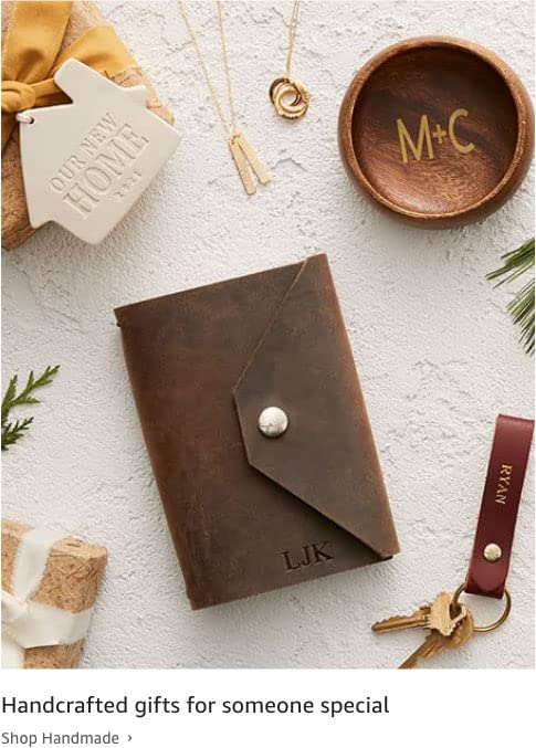 handcrafted gifts for someone special. Shop Handmade