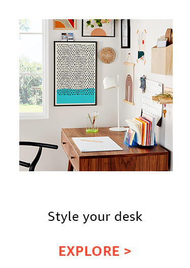 Style your desk