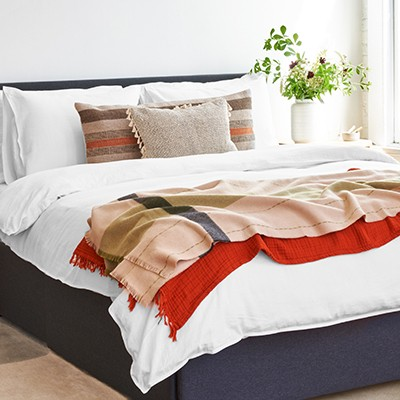 Style your bed like a pro