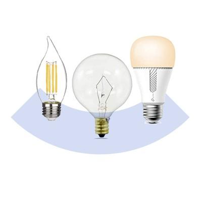 Choose a lightbulb