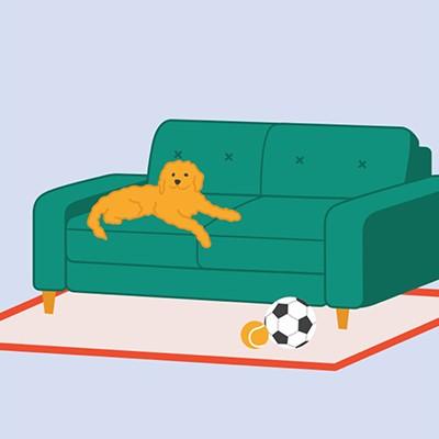 Choose kid-friendly furniture