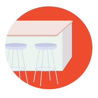 Choose a stool height