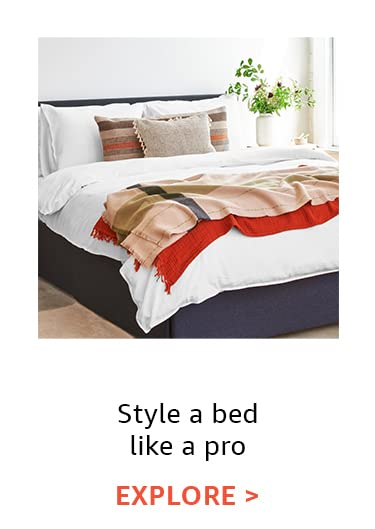Style a bed like a pro