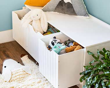 Play all day. Shop kids' room organization