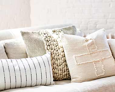 Easy pillow updates. See more from Design 101