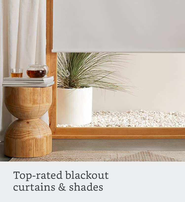 Top-rated blackout curtains