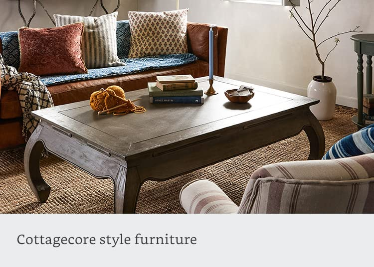 Cottagecore style furniture