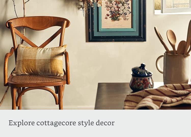 Explore cottagecore style