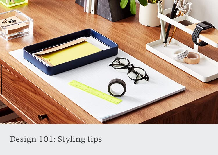 Design 101: Styling tips