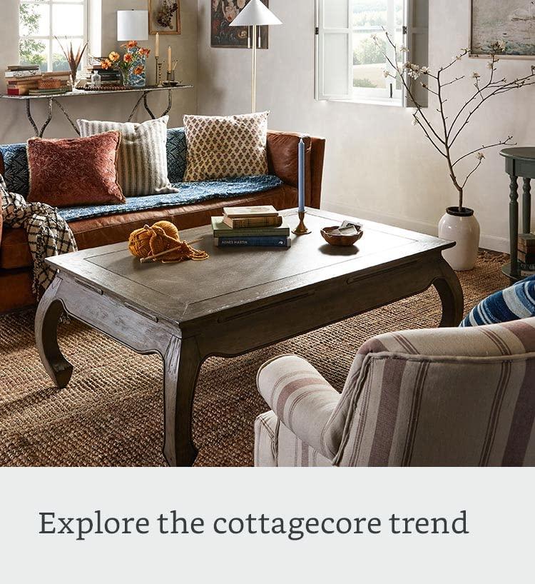 Explore the cottagecore trend