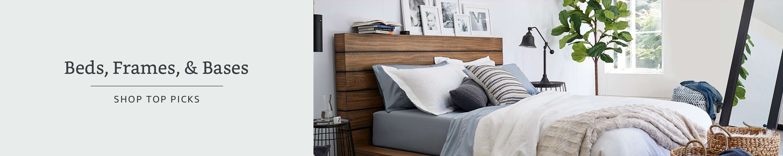 Beds, Frames, & Bases | Amazon.com