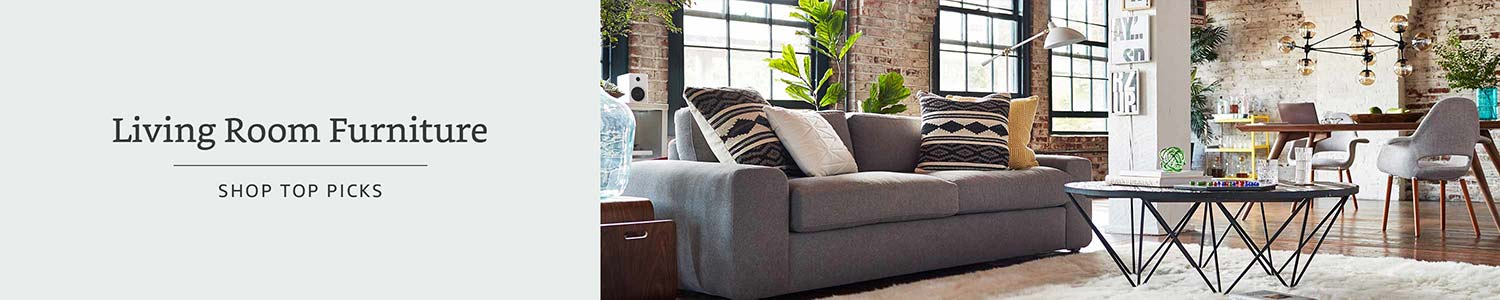 Amazon Com Used Sofas Couches Living Room Furniture >> Living Room Furniture Amazon Com