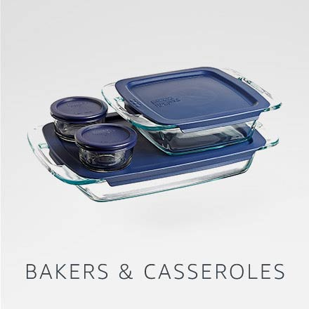 Bakers & Casserols