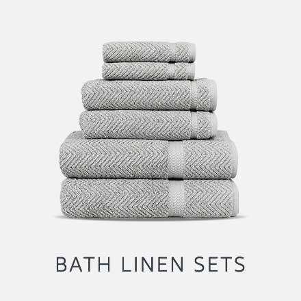 Bath linen sets